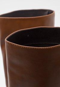 RAID - DILENI - High heeled boots - tan - 5