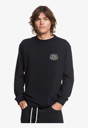 HERITAGE   - Long sleeved top - black