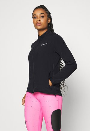 OLYMPICS JACKET TRACKSUIT - Sports jacket - black/silver