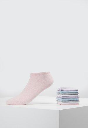 ONLINE ESSENTIAL SNEAKER 10 PACK UNISEX  - Socks - rose melange