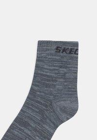 Skechers - ONLINE BOYS 6 PACK - Socks - stone mouline - 2