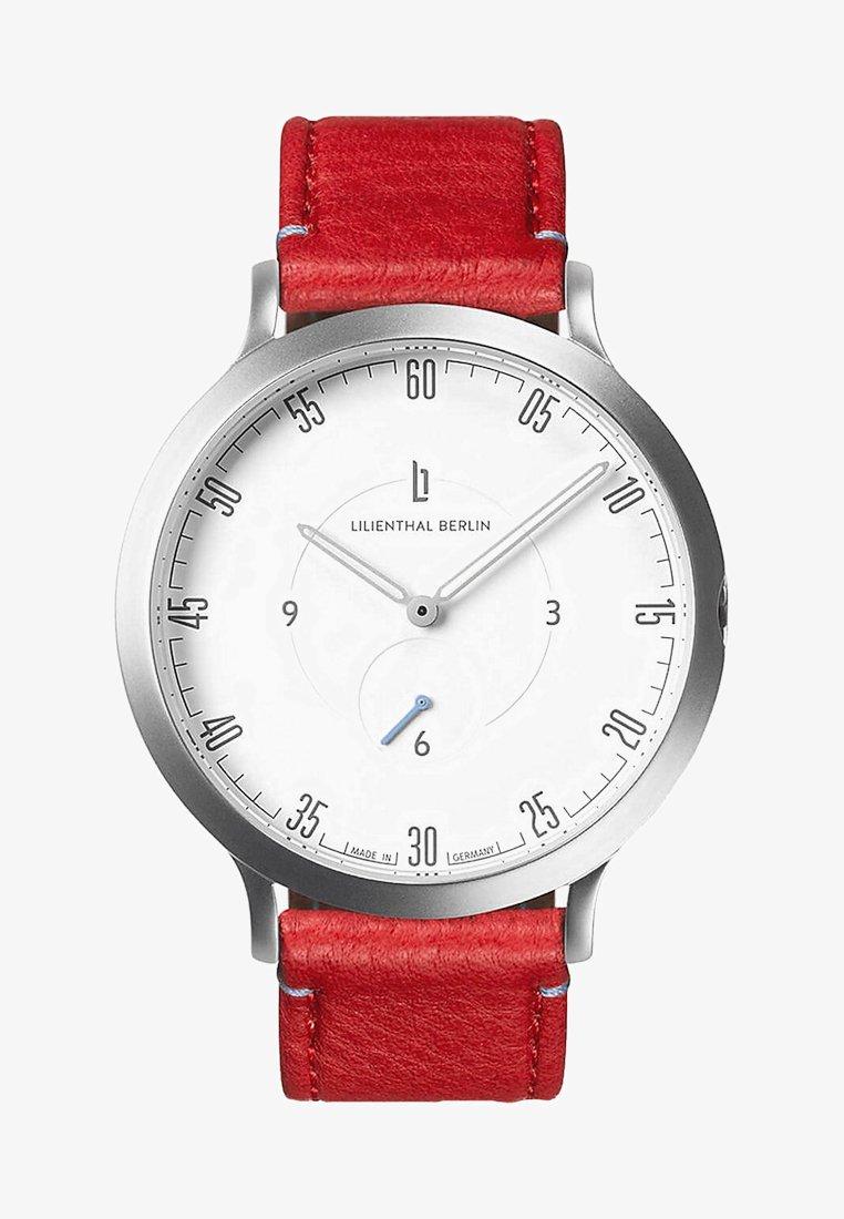 Lilienthal Berlin - Watch - red