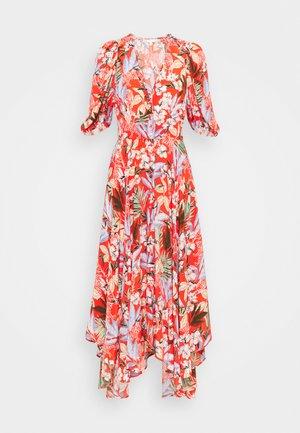 REHANA - Denní šaty - light red