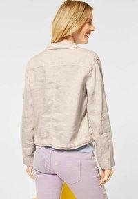 Street One - Summer jacket - braun - 3