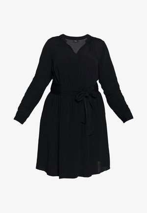 XWYLLIE KNEE DRESS - Day dress - black