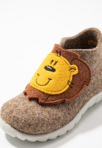 Superfit - HAPPY - Slippers - beige - 5