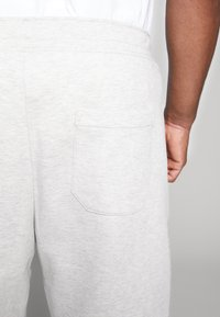Polo Ralph Lauren Big & Tall - DOUBLE - Tracksuit bottoms - heather - 3