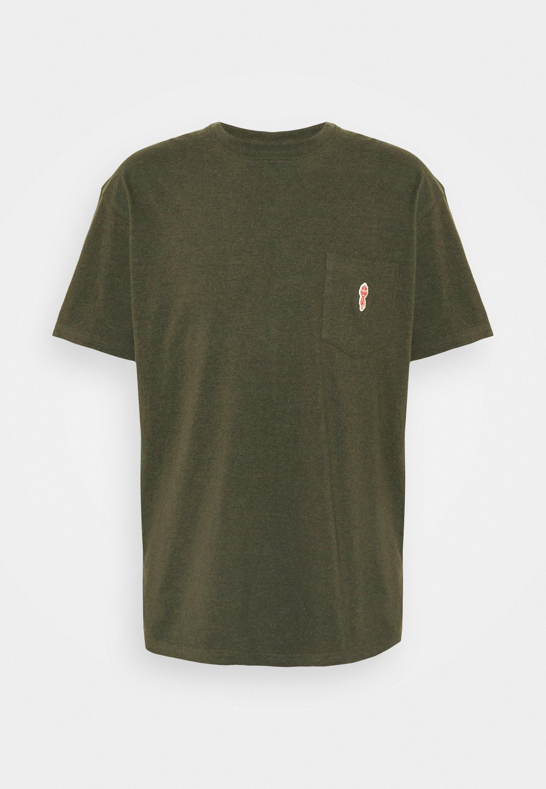 Homme LOOSE FIT POCKET - T-shirt basique