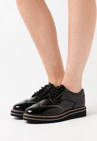 Anna Field Wide Fit - Zapatos de vestir - black - 0