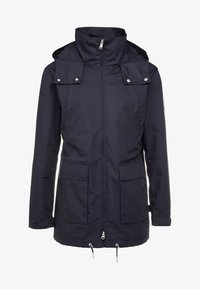 Makia - FISHTAIL JACKET - Parka - dark navy - 6