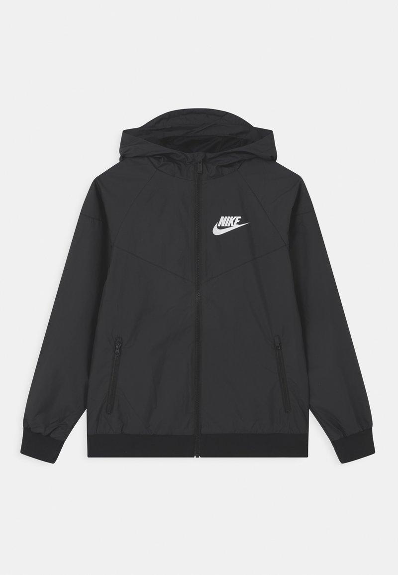 Nike Sportswear - Træningsjakker - black/white