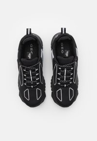 all in - XOX UNISEX - Trainers - black - 3