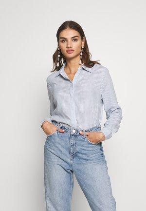 BYIBBY SHIRT  - Button-down blouse - sky blue