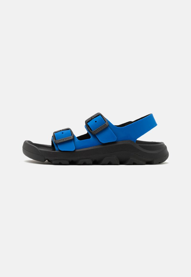 MOGAMI KIDS ICY - Sandali - ultrablue/black