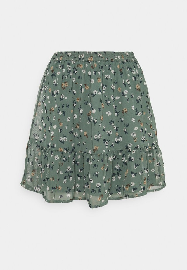 VMYARA SHORT SKIRT  - Minirock - green