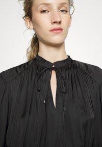 Claudie Pierlot - RUFFLE - Day dress - noir - 4
