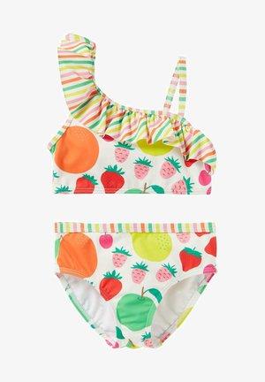 SET - Bikini - bunt tutti frutti
