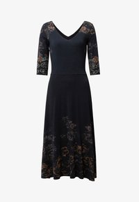 Desigual - VERO - Jumper dress - black - 5