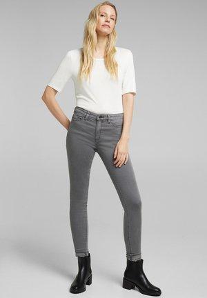 Jeans Skinny Fit - grey