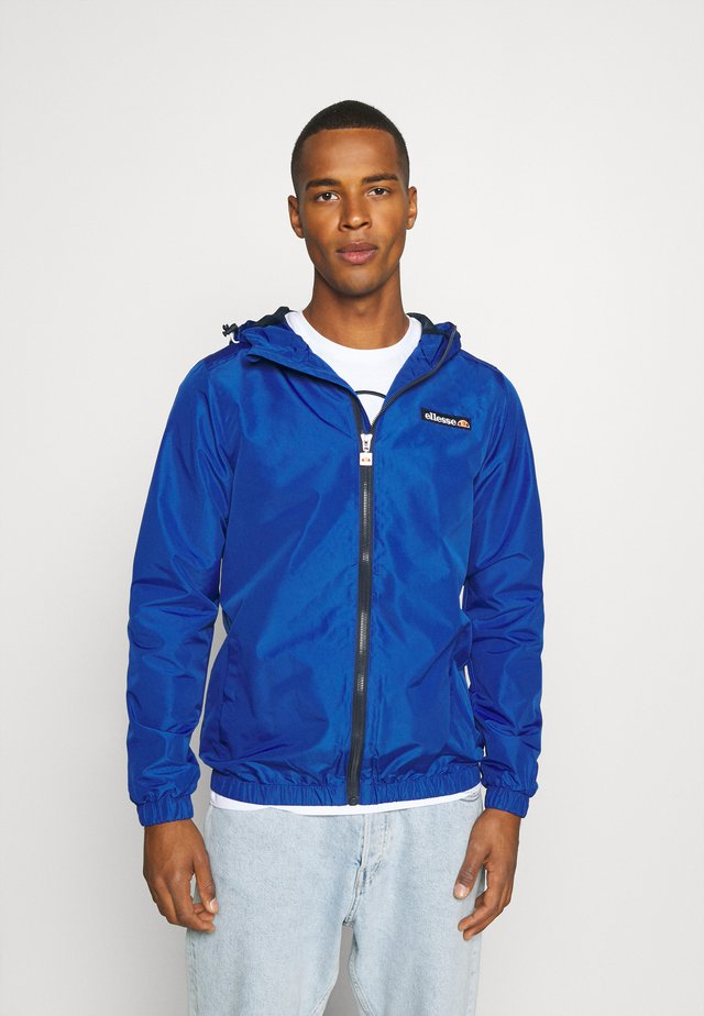 TERRAZZO JACKET - Giacca a vento - blue