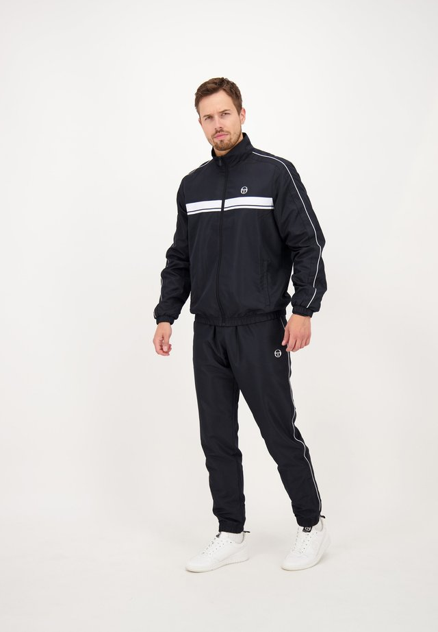 AGAVE TRACKSUIT SET - Trainingsanzug - antracite