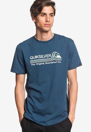 STONE COLD CLASSIC  - Print T-shirt - majolica blue