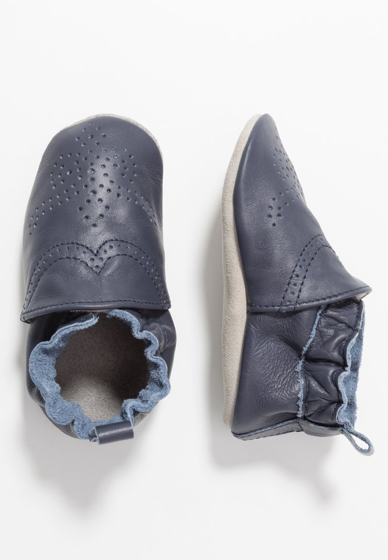 Robeez - CHIC & SMART - First shoes - marine
