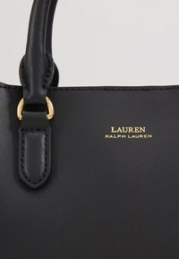 Lauren Ralph Lauren - SUPER SMOOTH MARCY - Across body bag - black/crimson - 3
