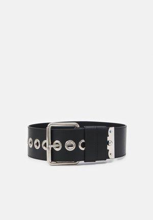 BUCKLE BELT - Waist belt - nero