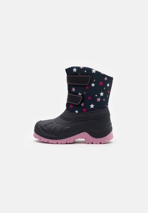 Snowboot/Winterstiefel - dark blue