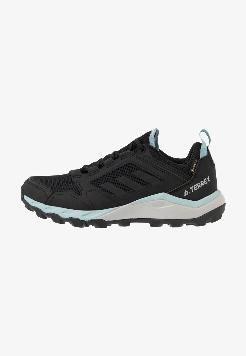 adidas Performance - TERREX AGRAVIC TR GTX - Trail running shoes - core black/ash grey