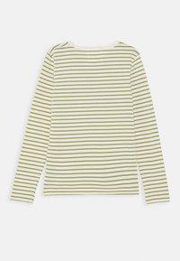 Wood Wood - KIM KIDS - Langærmede T-shirts - off white/olive - 1