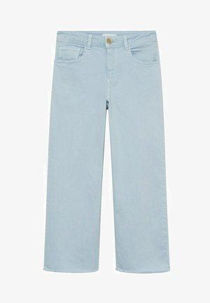 PAM - Straight leg jeans - bleu ciel