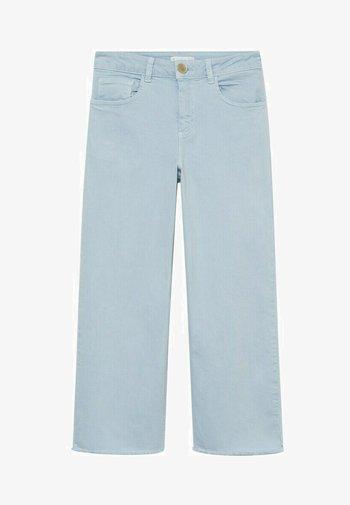 PAM - Jeans Straight Leg - bleu ciel