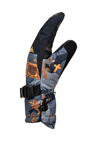 Quiksilver - MISSION - Gloves - flame wichita - 1