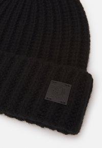Johnstons of Elgin - 100% Cashmere Beanie UNISEX - Beanie - black - 2