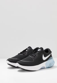 Nike Performance - JOYRIDE DUAL  - Neutral running shoes - black/white - 2