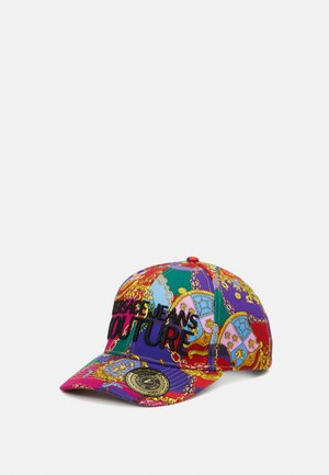 Cap - multi-coloured/gold