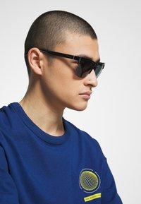 Timberland - Sunglasses - shiny black - 1