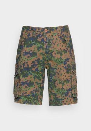 MILITARY SHORT - Shorts - camo