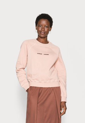 BARLETTA CREW NECK  - Sweatshirt - mahogany rose