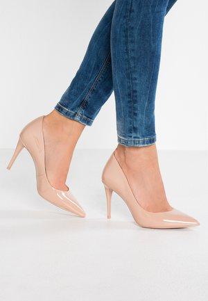 TRAYCEY - High heels - bone