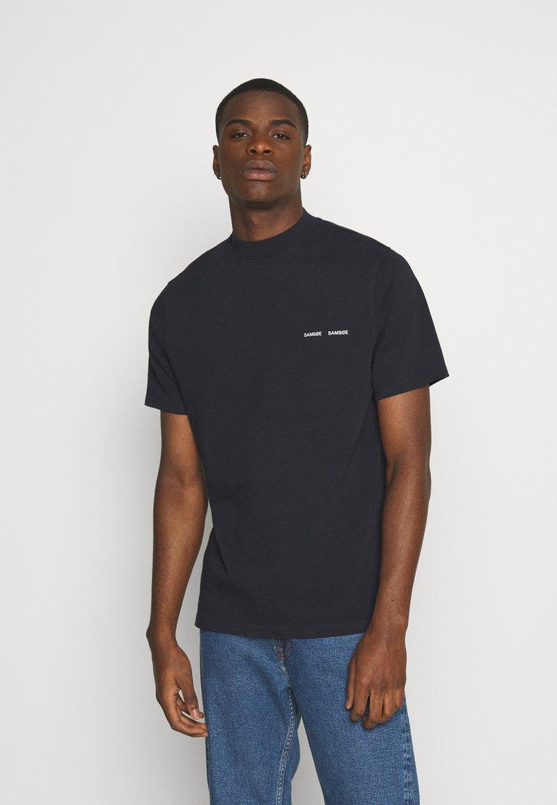 Samsøe Samsøe - NORSBRO - Print T-shirt - sky captain