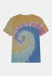 GAP - BOYS WASH EFFECT TEE - Print T-shirt - multi-coloured - 1