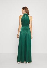 IVY & OAK - LONG NECKHOLDER DRESS - Occasion wear - eden green - 2