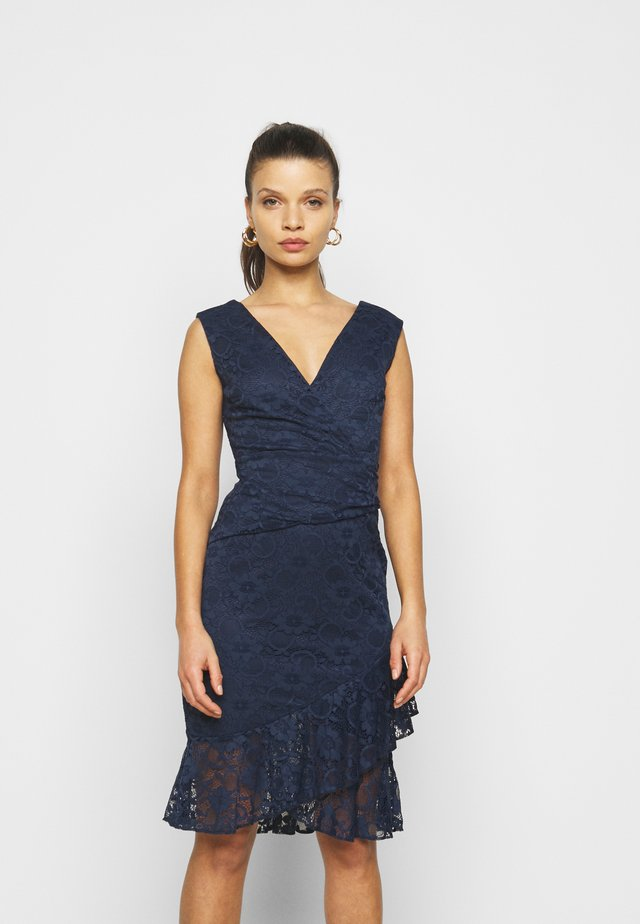 PEACHY  - Cocktailkleid/festliches Kleid - navy
