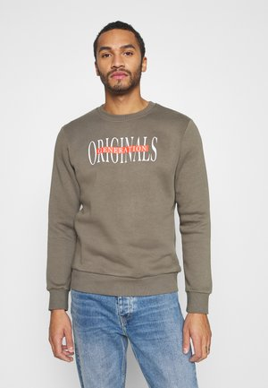 JORFASTER /REG - Sweatshirt - dusty olive