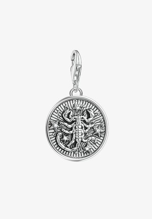 STERNZEICHEN SKORPION - Pendant - silver-coloured