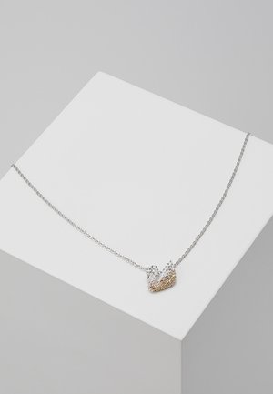 ICONIC SWAN PENDANT SMALL - Necklace - light multi
