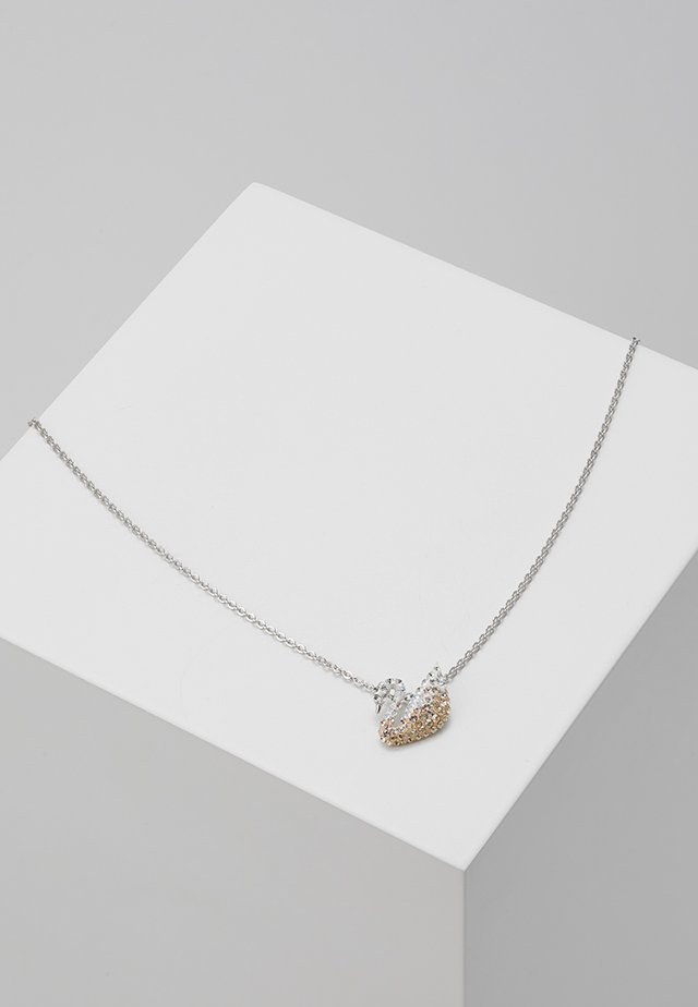 ICONIC SWAN PENDANT  - Halsband - light multi